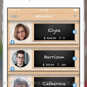 IAllowance (Chores Allowances) iphone image 1