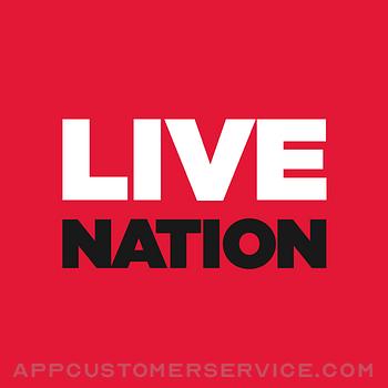 Live Nation – For Concert Fans Customer Service