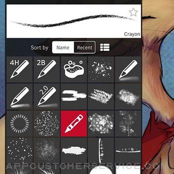 Sketch Club iphone image 1