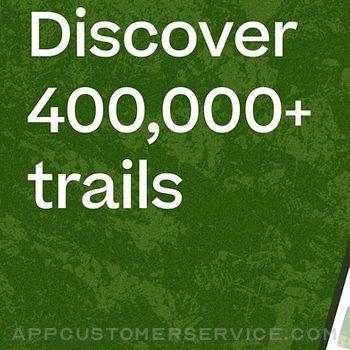 AllTrails: Hike, Bike & Run iphone image 1