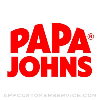 Papa John's Pizza & Delivery Customer Service