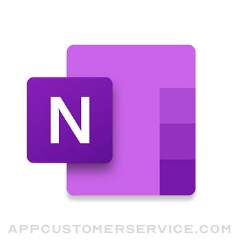 Microsoft OneNote Customer Service
