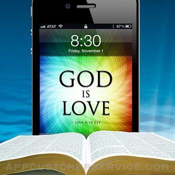 Bible Lock Screens™ - Bible Wallpapers / Backgrounds Customer Service