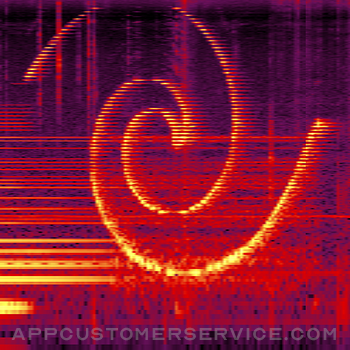Spectrogram Pro (with super-smooth 60Hz update) Customer Service