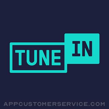 TuneInRadio: Music & Sports Customer Service