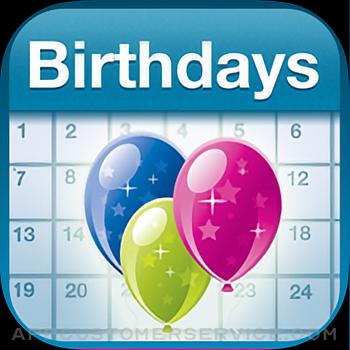 Birthday Reminder Pro+ Customer Service