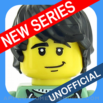 MyMinis - For LEGO® Minifigs Customer Service