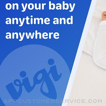 Cloud Baby Monitor ipad image 1