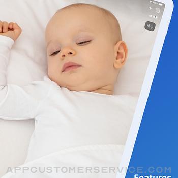 Cloud Baby Monitor ipad image 2