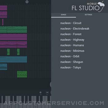 FL Studio Mobile ipad image 1