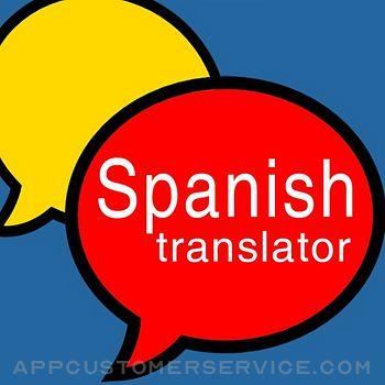 Spanish Translator Pro Customer Service