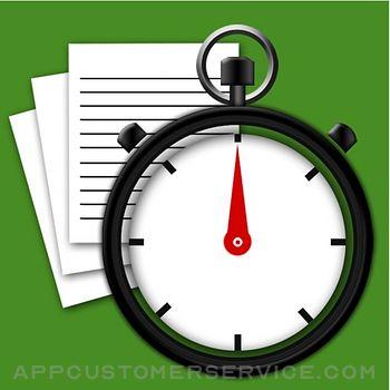 TimeTracker - Time Tracking Customer Service