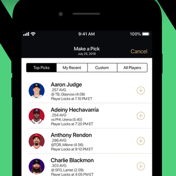 MLB Beat the Streak iphone image 4