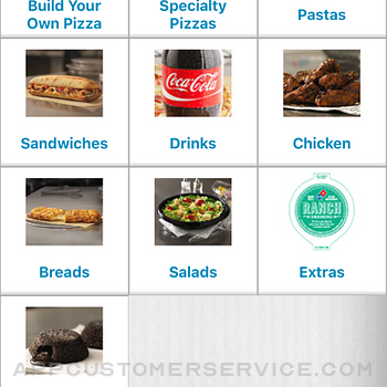 Domino's Pizza USA iphone image 2
