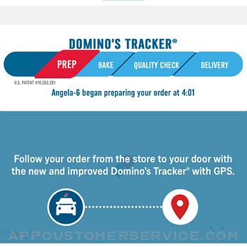 Domino's Pizza USA iphone image 3