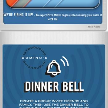 Domino's Pizza USA iphone image 4