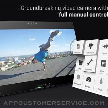 FiLMiC Pro-Video Camera ipad image 1