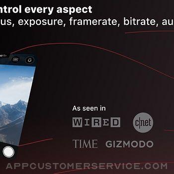 FiLMiC Pro-Video Camera ipad image 3