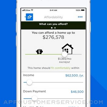 Mortgage by Zillow iphone image 2