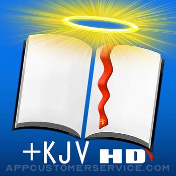 Touch Bible: KJV + Concordance Customer Service