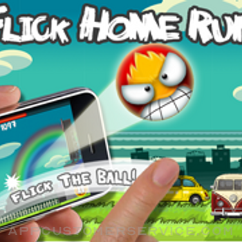 Flick Home Run ! iphone image 1