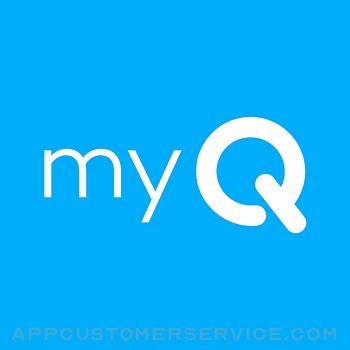 myQ Garage & Access Control Customer Service