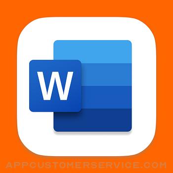 Microsoft Word Customer Service