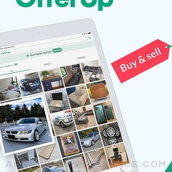 OfferUp - Buy. Sell. Letgo. ipad image 1