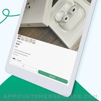 OfferUp - Buy. Sell. Letgo. ipad image 2