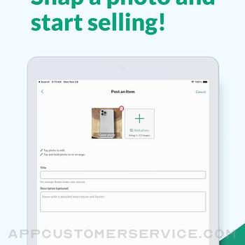 OfferUp - Buy. Sell. Letgo. ipad image 3