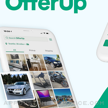 OfferUp - Buy. Sell. Letgo. iphone image 1