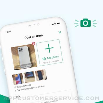 OfferUp - Buy. Sell. Letgo. iphone image 3