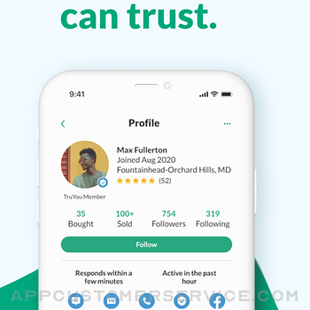 OfferUp - Buy. Sell. Letgo. iphone image 4