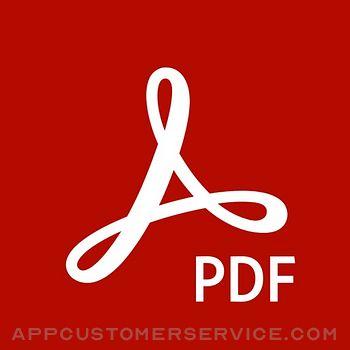 Adobe Acrobat Reader: Edit PDF Customer Service