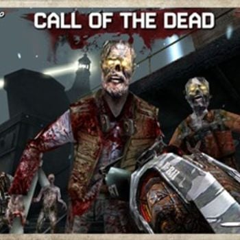 Call of Duty: Black Ops Zombies iphone image 1