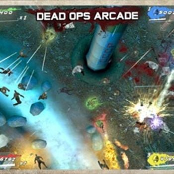 Call of Duty: Black Ops Zombies iphone image 2