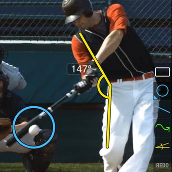 Coach's Eye - Video Analysis iphone image 1