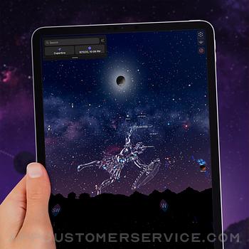 Night Sky ipad image 1