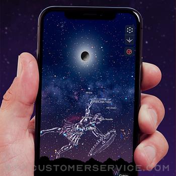 Night Sky iphone image 1
