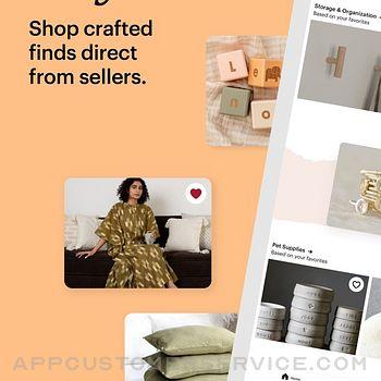 Etsy: Custom & Creative Goods ipad image 1