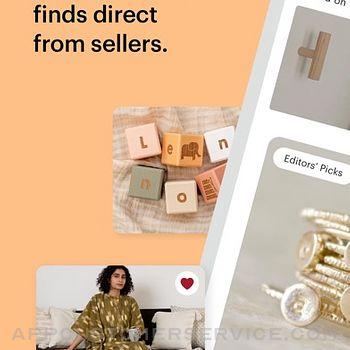 Etsy: Custom & Creative Goods iphone image 1