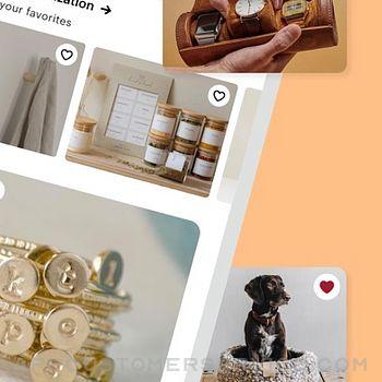 Etsy: Custom & Creative Goods iphone image 2