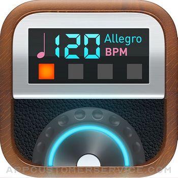 Pro Metronome - Tempo,Beat,Subdivision,Polyrhythm Customer Service