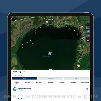 Fishbrain - Fishing App ipad image 1