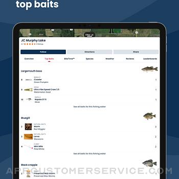 Fishbrain - Fishing App ipad image 2