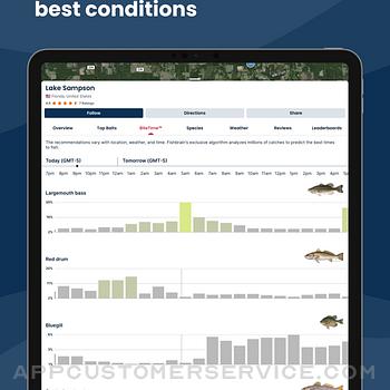 Fishbrain - Fishing App ipad image 3