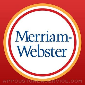 Merriam-Webster Dictionary+ Customer Service