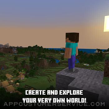 Minecraft ipad image 1