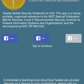 NIST Quick Guide ipad image 1