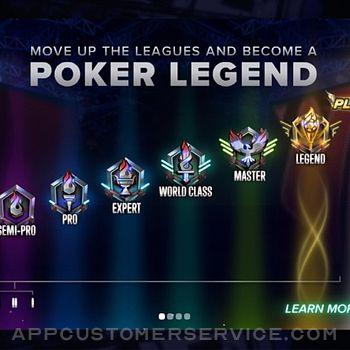 Poker Heat: Texas Holdem Poker ipad image 3